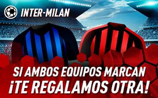 sportium Promo Inter vs Milan 21 octubre