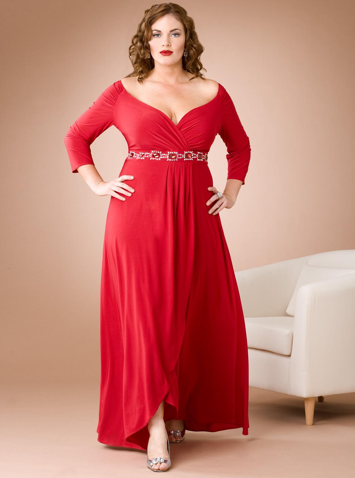 Large size clothing for women