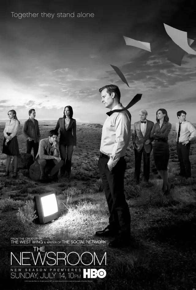 The Newsroom 2013: Season 2