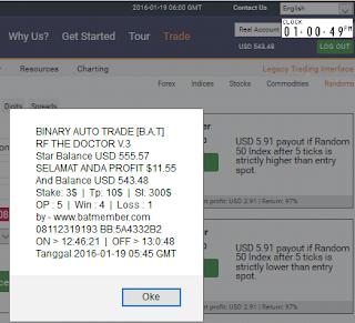 Cara trading di binary.com