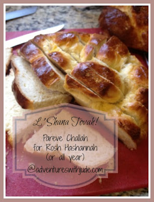 Recipe for Pareve Challah