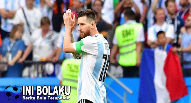 Masa Depan Messi Dengan Argentina Masih Belum Jelas