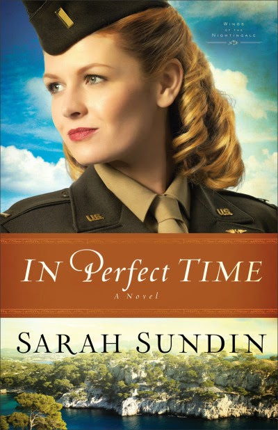 Review - In Perfect Time by Sarah Sundin