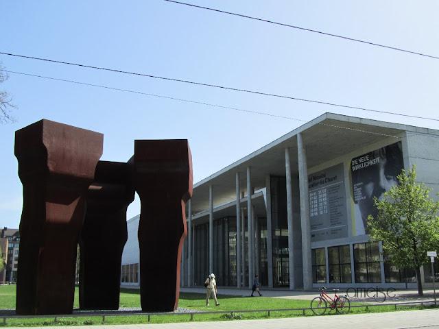 ameiseblog_pinacoteca arte moderno Munich