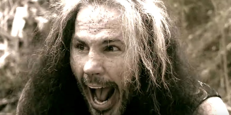 Matt Hardy Says WWE Had Given Up On Him As An On-Screen Performer