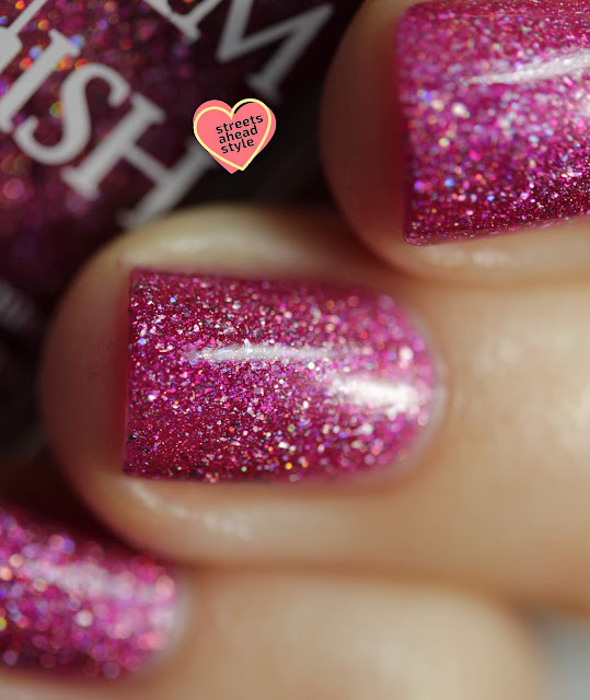 Glam Polish You Had Me At HOLO swatch by Streets Ahead Style