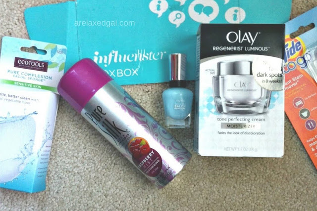 A quick review of the goodies I received in the Influenster Vow VoxBox. | arelaxedgal.com