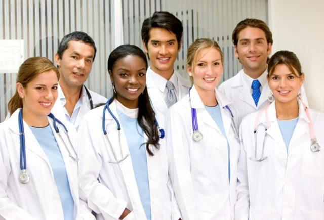Study medicine in the United States