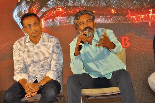 bahubali 2 press meet photos news