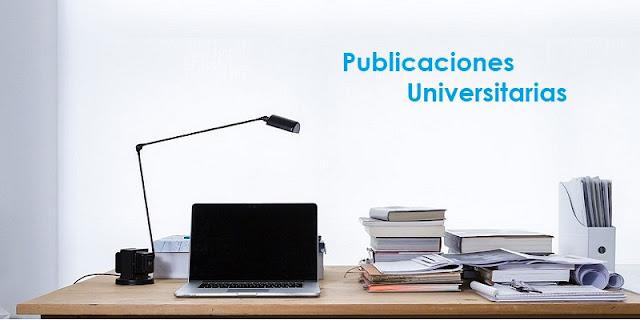 Apoyo a Publicaciones Universitarias