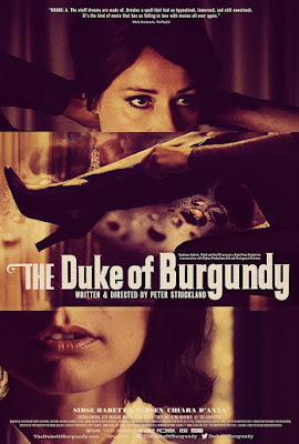 'THE DUKE OF BURGUNDY'  de Peter Strickland