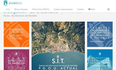 Actuaciones comunicadas en Marbella