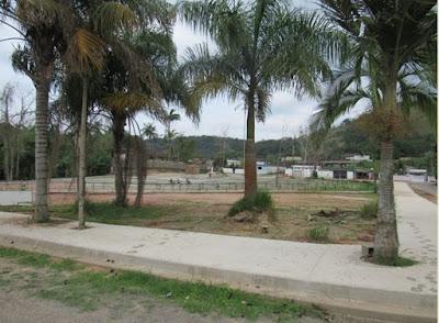 Prefeitura de Miracatu realiza melhorias no bairro santa rita