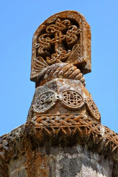Caspian Cross