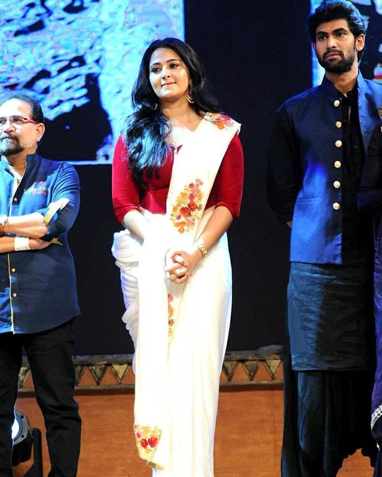 Rana With AnushkaShetty
