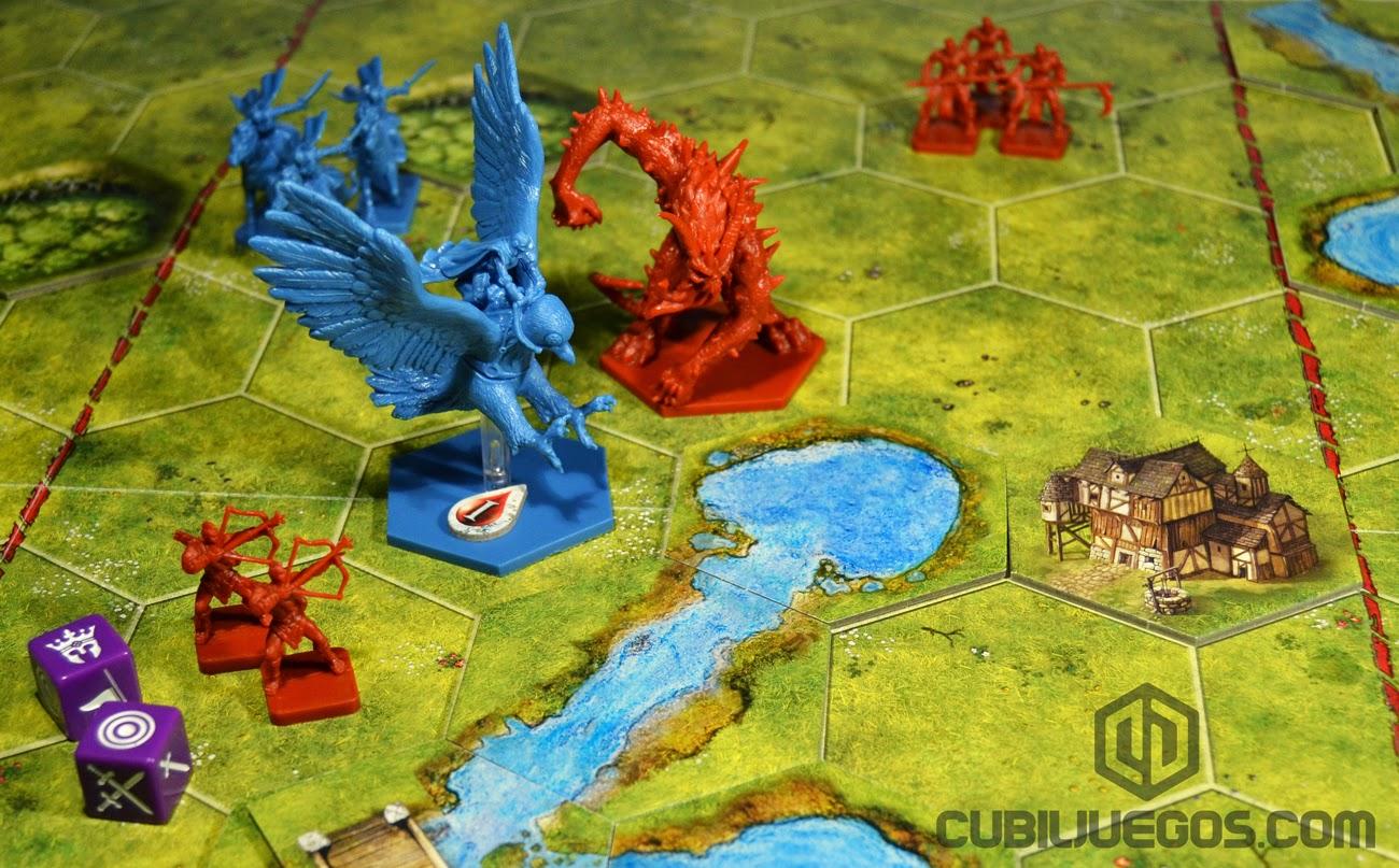 Battlelore Segunda Edicion Resena De Cubil Juegos
