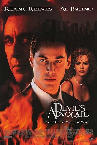 دانلود رایگان فیلم  وکیل مدافع شیطان 1997 The Devil's Advocate با دوبله فارسی
