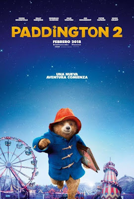 Paddington 2 2017 DVD R1 NTSC Latino