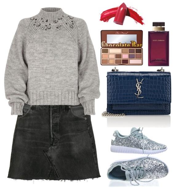 święta, moda, brokat