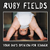 EP of the Week: Ruby Fields – Your Dad's Opinion for Dinner