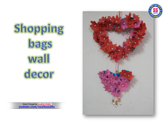 Here is best out of waste,art &craft ideas with plastic bottle,card board wall decor,cardboard wall art,shopping bag flowers,shopping bag wall decor,how to make shopping bag room decor ideas,home decoration with shopping bag covers,How to make cardboard and shopping bag room decor ssartscrafts nandur lakshmi youtube channel videos