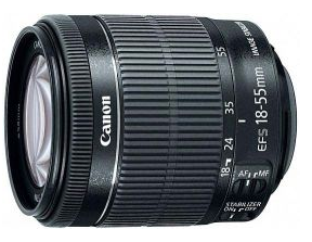 Canon EF 18-55mm f/3.5-5.6 IS STM Lens