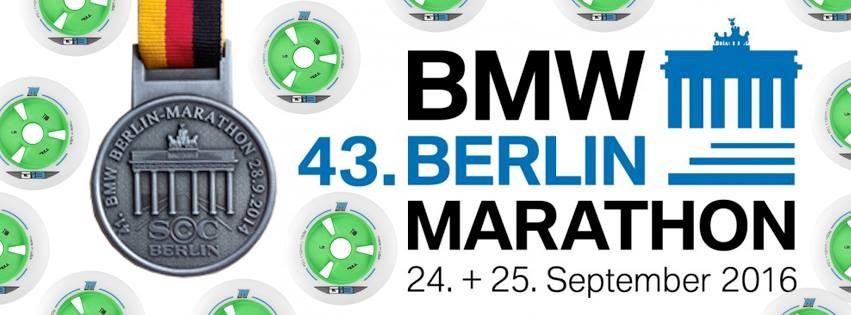 BMW Berlin Marathon - 25 de Septiembre
