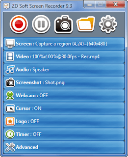 ZD Soft Screen Recorder Serial Key
