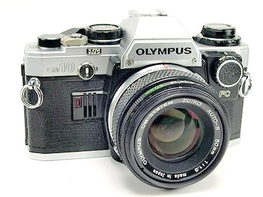 Olympus OM-10 FC, 1982