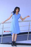 Telugu Actress Mounika UHD Stills in Blue Short Dress at Tik Tak Telugu Movie Audio Launch .COM 0101.JPG