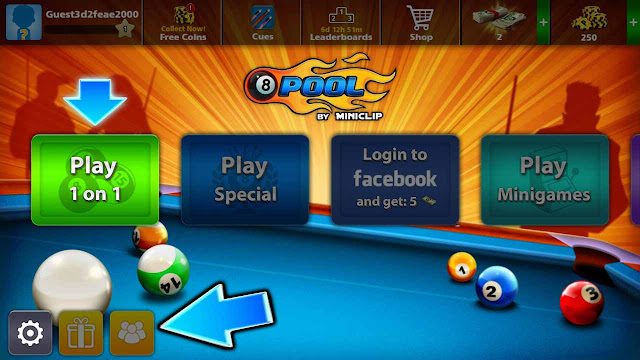 cheat 8 ball pool mod online