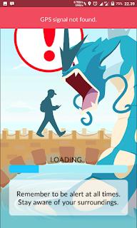 Cara Jitu mengatasi GPS Signal Not Found pada Pokemon Go