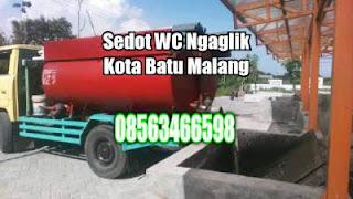 Sedot WC Ngaglik Kota Batu Malang