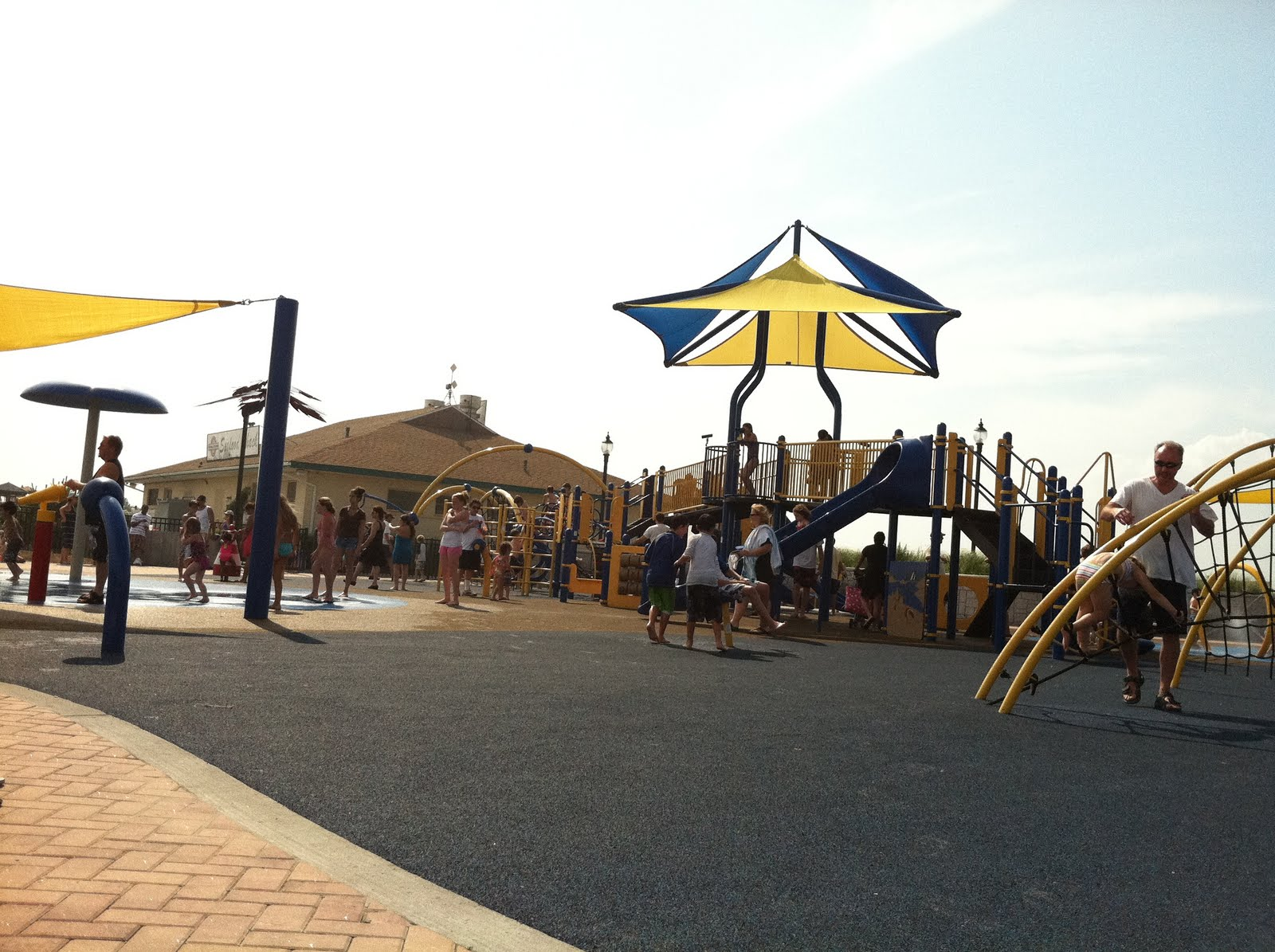 Tobay Beach Spray Park The Best Beaches In World