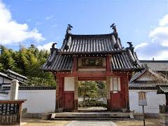 京都:萬福寺総門