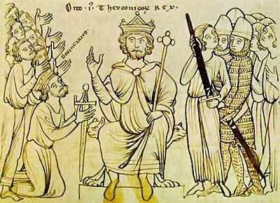 Othon I, rei e imperador
