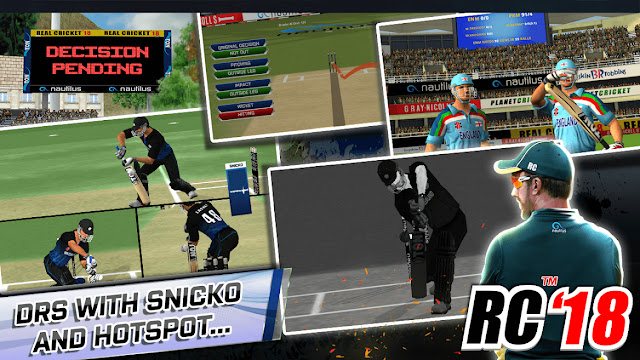 Real Cricket 19 Is Not Coming