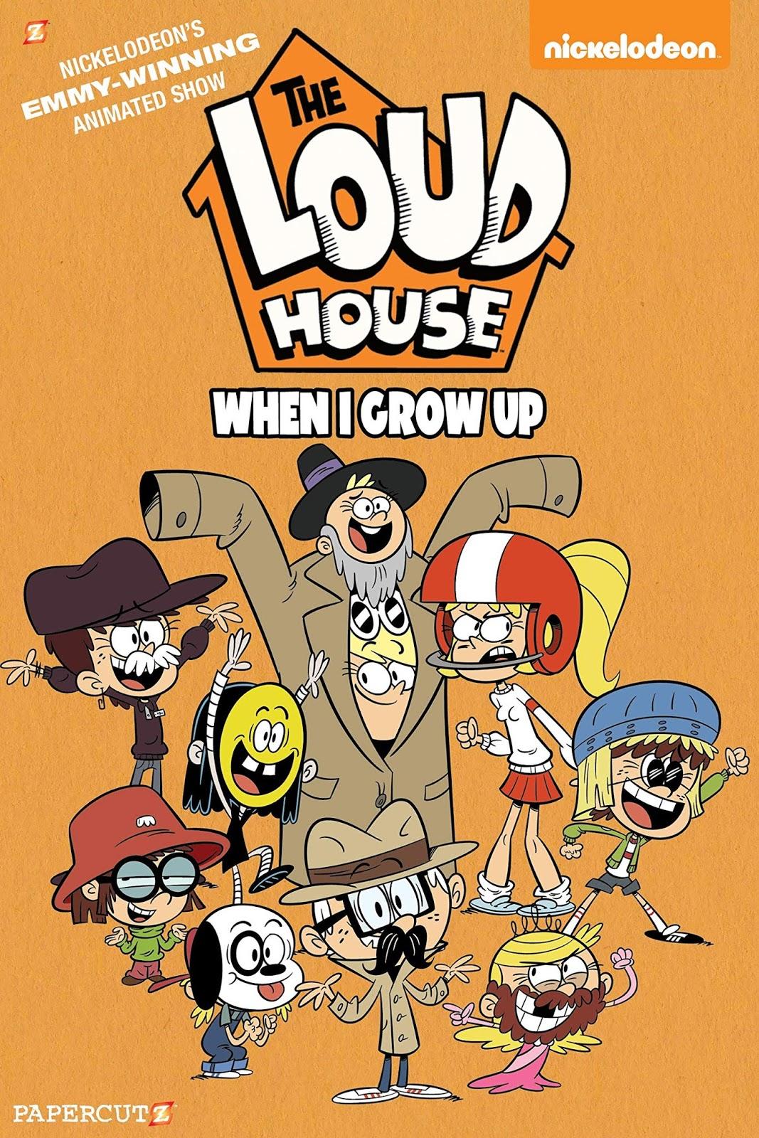 Nickelodeon Careers : nickelodeon, careers, NickALive!:, House, Casagrandes, Graphic, Novels:, Release, Dates