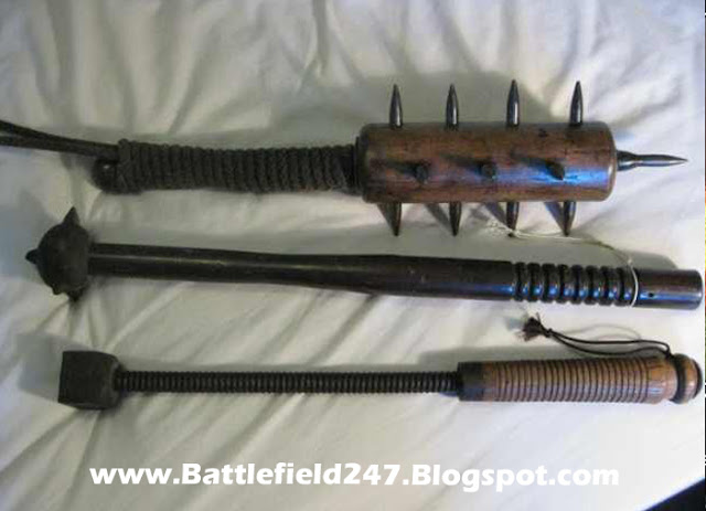 Battlefield 1 Weapons Spiked Trench Mace