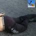 Um motociclista morreu na manhã de hoje em um acidente na ponte Newton Navarro.