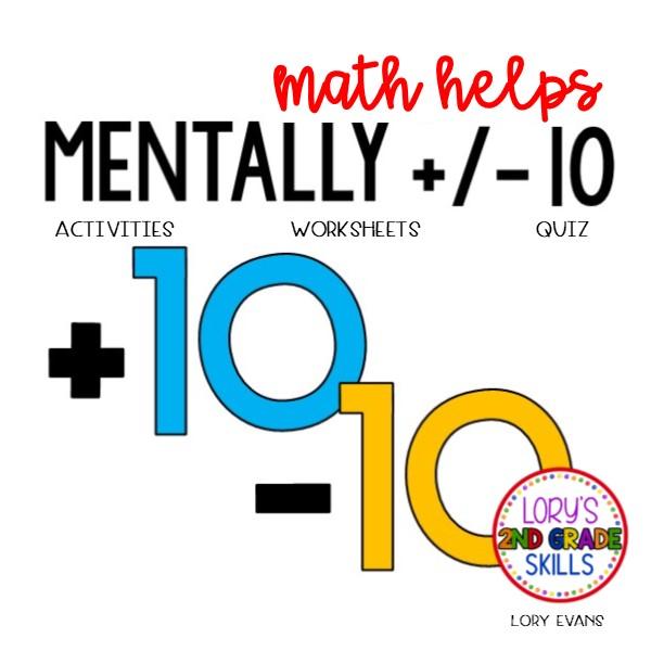 Mentally +/- 10 Activities