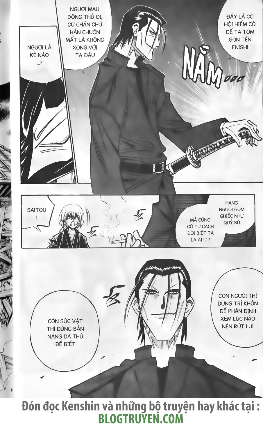 Rurouni Kenshin chap 197 trang 15