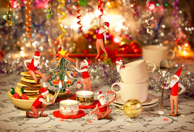 Jak spróbować i nie chorować -czyli jak przeżyć Święta ?