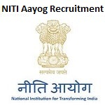 NITI Aayog Young Professional Recruitment