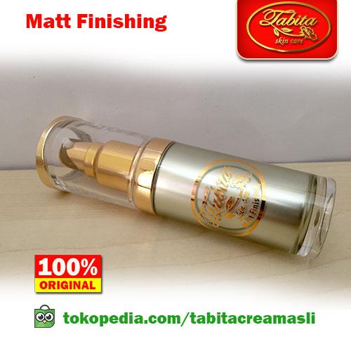 Matt Finishing Tabita Skin Care
