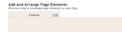 How to add Favicon to blogger
