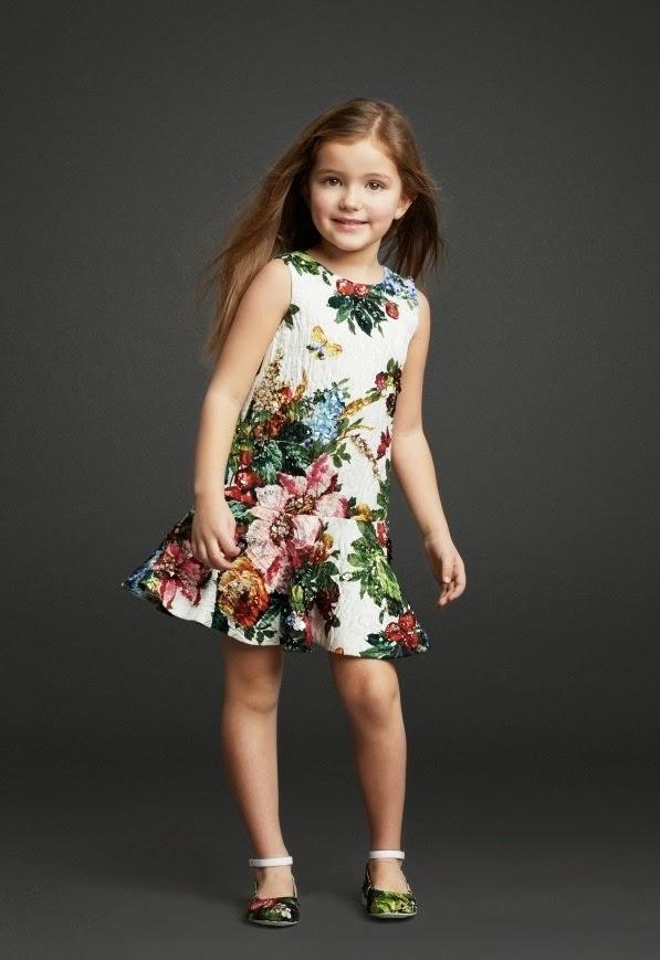 2feaf022ea346 Latest Dolce   Gabbana Kids Wear Collection Bambino 2013 - Stylerz ...