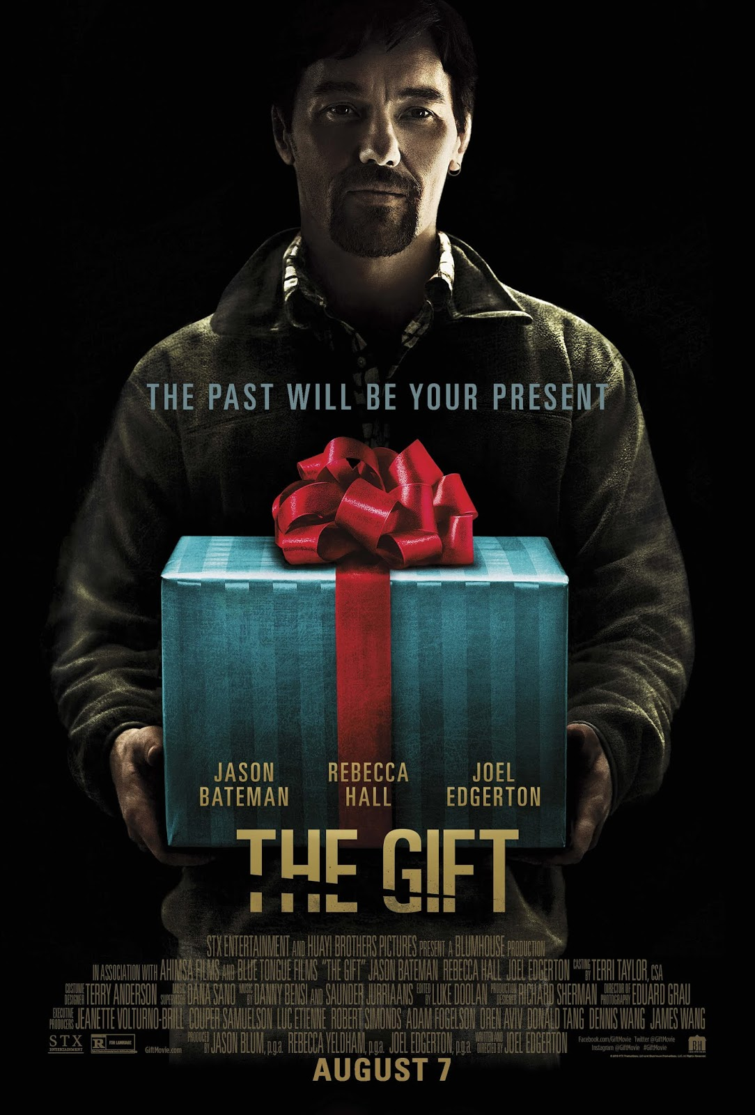 Rough Guide - My Cultural Diary: Film Round up: The Gift (2015 ...