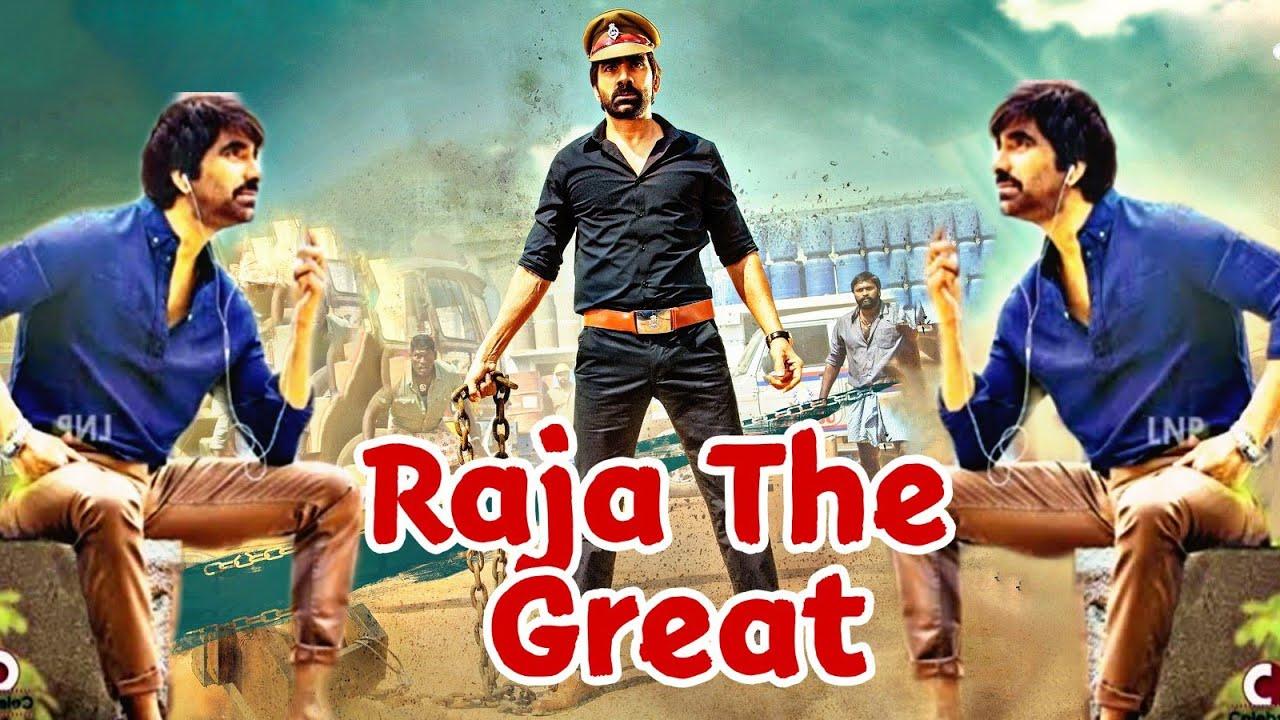 Watch Raja The Great 2019 New Hindi Dubbed Movie | Ravi Teja, Raashi