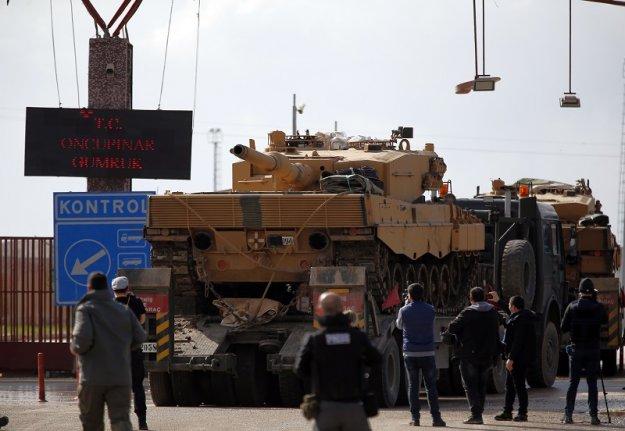 Τουρκία: Σε συζητήσεις με Ρωσία - ΗΠΑ για στρατιωτική επιχείρηση στη Συρία